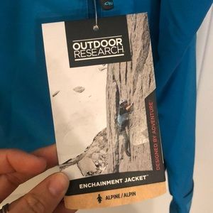 Outdoor Research Jackets & Coats - Outdoor Research Enchainment Soft Shell Jacket - S